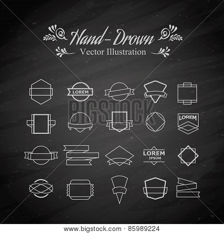 Emblem elements