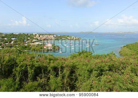 Cruz Bay, Saint John Island, US Virgin Islands