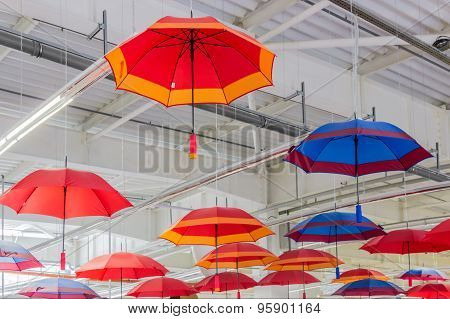 ?olorful Umbrellas