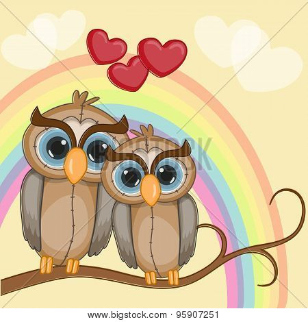 Lovers Owls