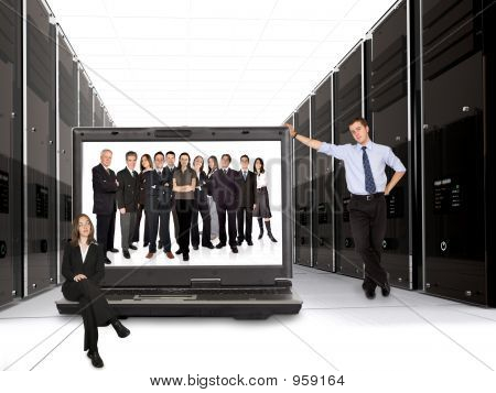 Business Online Network Team