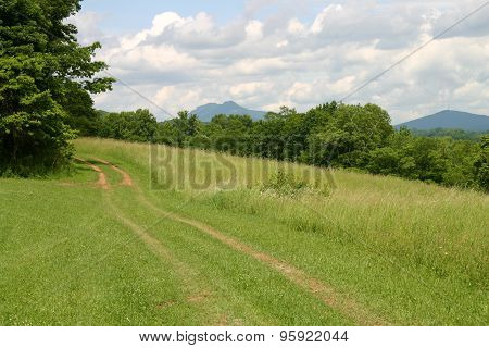 Mountain Road (horizontal)