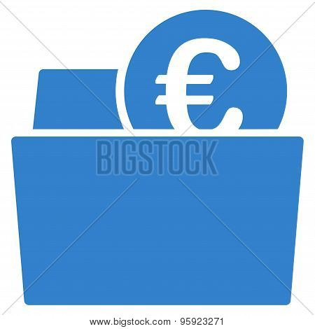 Wallet icon from BiColor Euro Banking Set