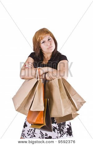 Compras de mulher