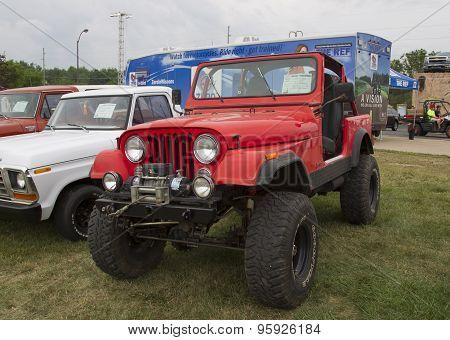 1968 Jeep Cj7