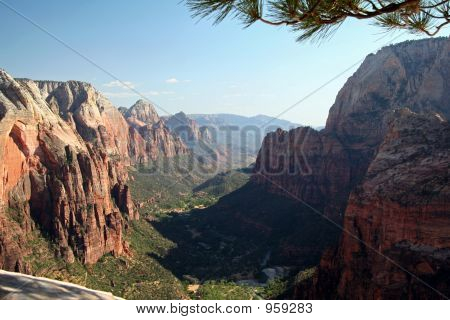 Angel'S Landing Summit View