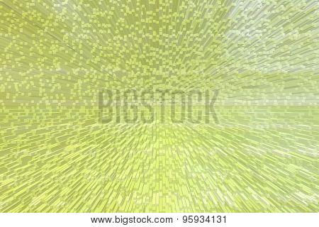 Banana Leaf Texture, 3D Block Style