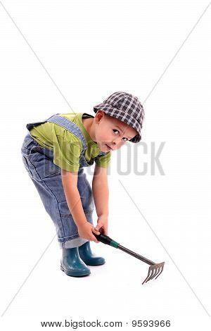 Gardener Boy