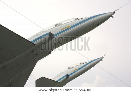 Two Military Jets