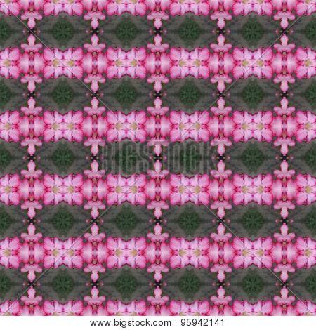 Azalea Flower Seamless