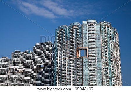 Upmarket residential building