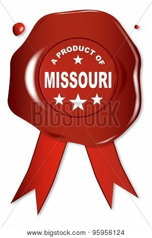 A Product Of Missouri