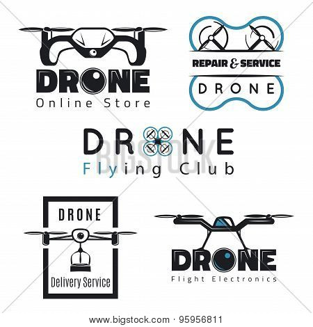 Drone labels