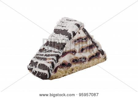 Piece Of Cake With Icing