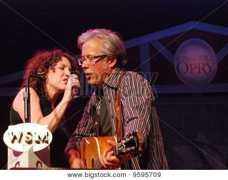 Radney Foster and band Grand Ole Opry performance