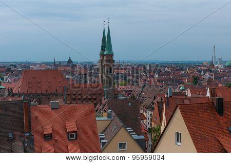 Nuremberg City View