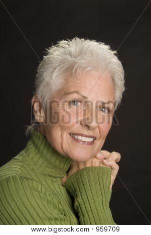 Beautiful Mature Woman | Stock photo
