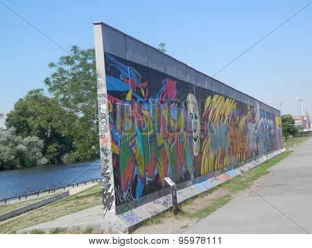 Berlin Wall Section