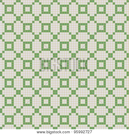 Ethnic Geometric Ornament. Pattrn Background