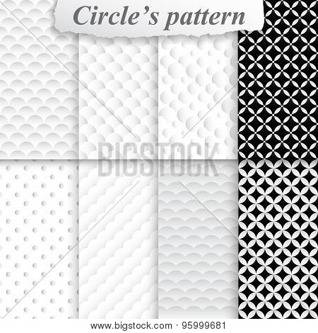 Texture square pattern