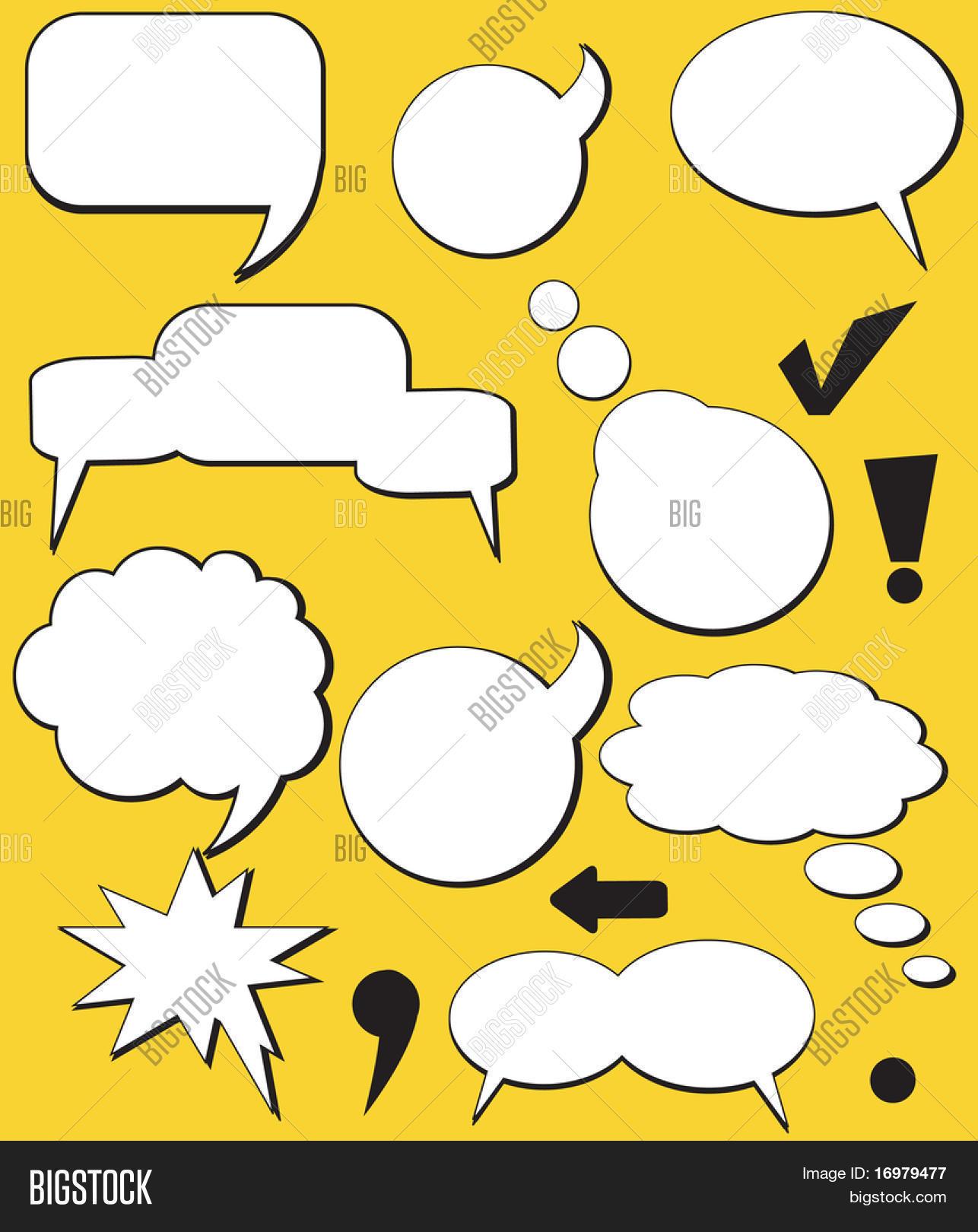 Как сделать диалог на картинке