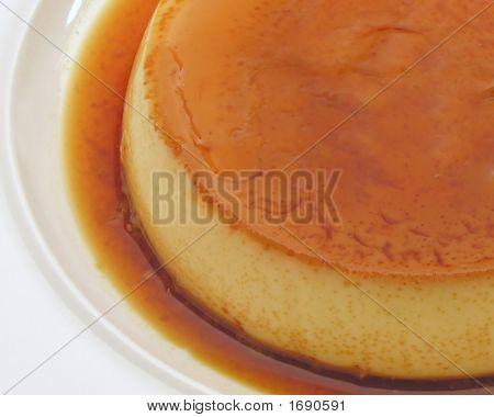 Karamell Vanillepudding