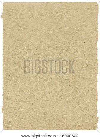 Vektor-Textur der alten Papier