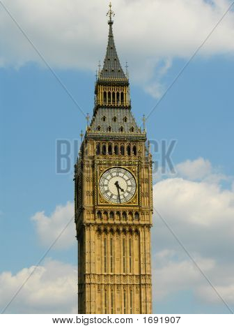 Big Ben - Detail
