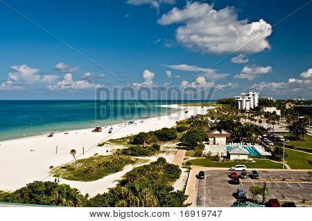 Lido Beach, Sarasota,  Florida