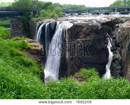 Waterfalls-Great Falls,Paterson,Nj