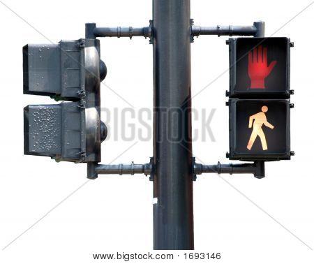 Stop Or Walk