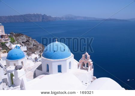 Oia Church 4