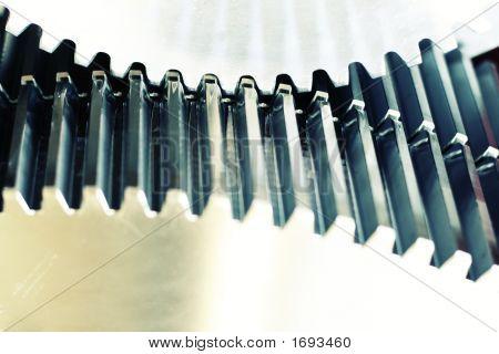 Industrial Gears Detail