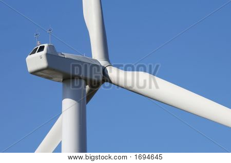 A turbina