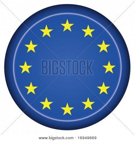 Abzeichen EU-Flagge