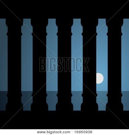 vector ancient moonshine