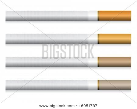 vector cigarettes - orange filters