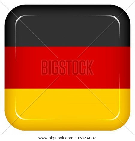 Vector germany flag