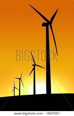Sunset Wind Farm