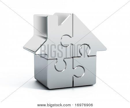 Puzzle página
