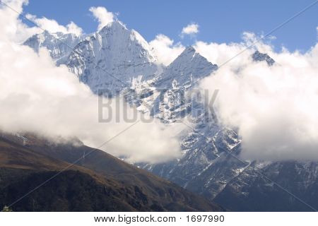 Mountain Peak - Himalaya