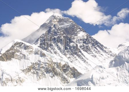 Mount Everest 8848 M - Himalaya