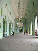 foto of imambara  - The majestic hall of the asafi or bara imambara of lucknow - JPG