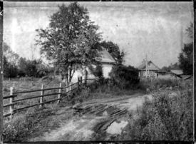 pic of dirt road  - aging photography - JPG