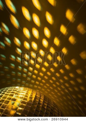 disco lights modern background