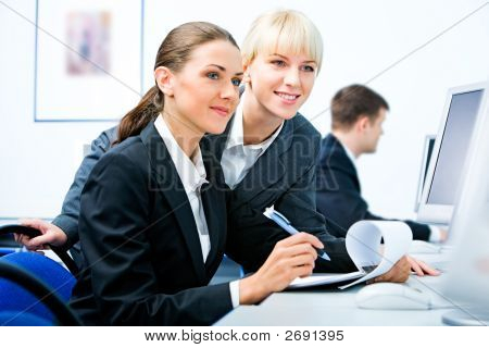 Trabalhando juntos