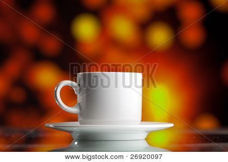 evening cup of tea