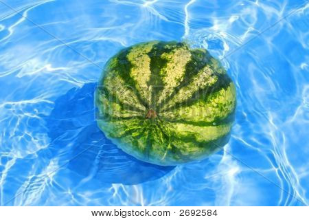 Watermelon In Wather