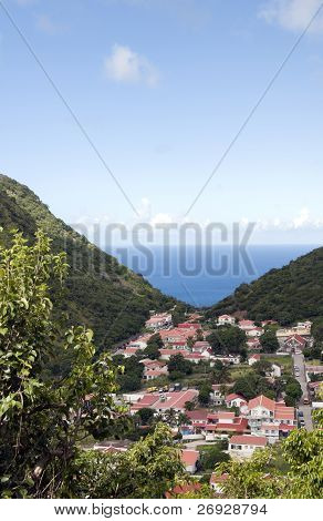 Saba Dutch Netherlands  Antilles
