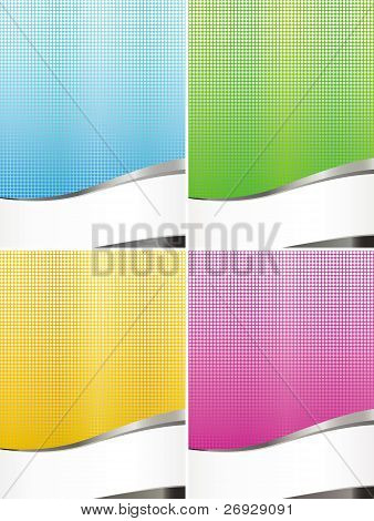 Colourful Business Backgrounds